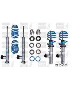 Bilstein bilstein b16dtc 49-255874 coilover with electron. damping force adjustment